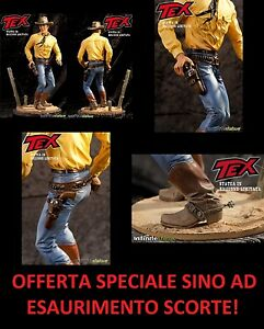 INFINITE-STATUE-Tex-Willer-Statua-Limited-Edition-30cm-SPECIAL-OFFER