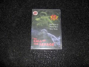 THE CALL OF THE SAVAGE CLIFFHANGER SERIAL 12 CHAPTERS 2