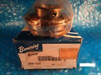 Browning Ver-212 Wide Inner Ring Bearing, Double Sealed, 3/4 Bore