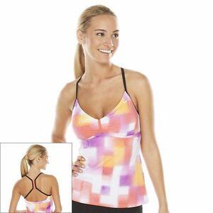 Étiquettes Neuf Tankini Haut Avec Nike Femmes nkP0O8w