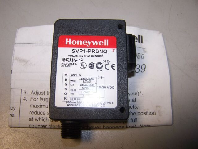 1 Used Honeywell MICRO SWITCH LS1C  photo eye sensor