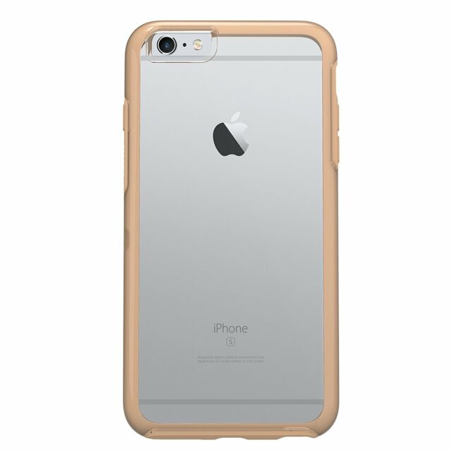 sneakers for cheap 0fea8 0b566 OTTERBOX Symmetry Clear Series Case for iPhone 6 Plus/6s Plus 5.5