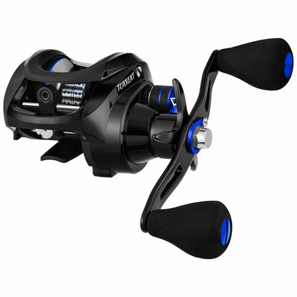 Fishing Reels 8.1kg Carbon Drag 7.1 1 Gear Ratio 6 Bearings Magnetic Brake Low