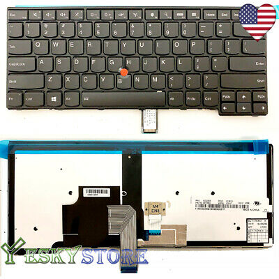 KEYBOARD IBM THINKPAD T440 T440P T440E T440S T431S E431 04X0139 04X0101 USA
