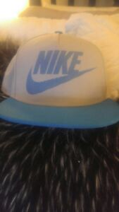 bd0594a4e Details about Nike Flat Cap Snapback
