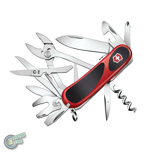 Victorinox EvoGrip S557 Swiss Army Knife 2.5223.SC Pocket Knife NEW MODEL Evo Gr