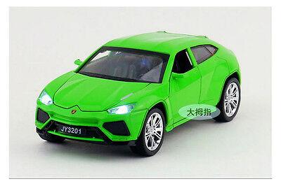 1 32 lamborghini urus die cast model toy car with light \u0026 sound ebay