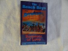 "The Beach Boys ""Summer Of Love"" Cassette Single! NEW! RARE! ONLY COPY ON eBAY!"