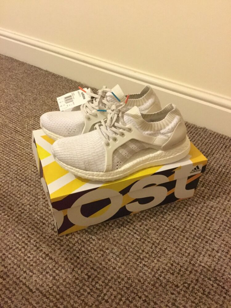 Adidas Ultra Boost X Blanc-Taille UK 8-