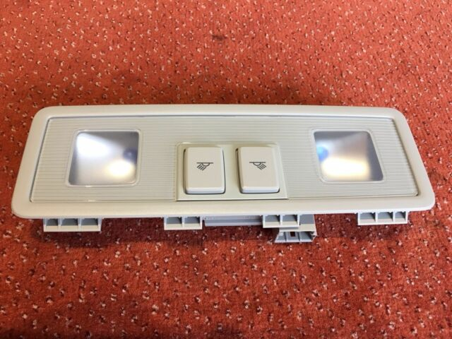 5G0947291J Y20 Luz Interior para Leer Trasero Fond Gris Vw Golf 7 VII Original