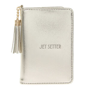 Shine-Bright-PU-Passport-Cover-with-Tassel-Gold-034-Jet-Setter-034-LP71825