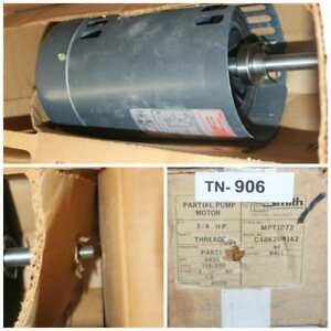 STA-RITE MOTOR A300DH  3//4 HP 2450 RPM 115//230 Volt AO SMITH C48K2FC4  TN-26-912