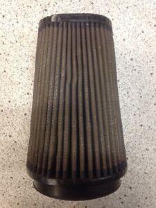 USED-K-amp-N-K-amp-N-AIR-FILTER-INTAKE-PN-YA-3502-YAMAHA-YFZ350-YFZ-350-BANSHEE