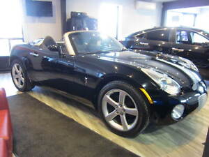 2008 Pontiac Solstice $9,995+HST+LIC FEE / DROP THE TOP / CERTIFIED