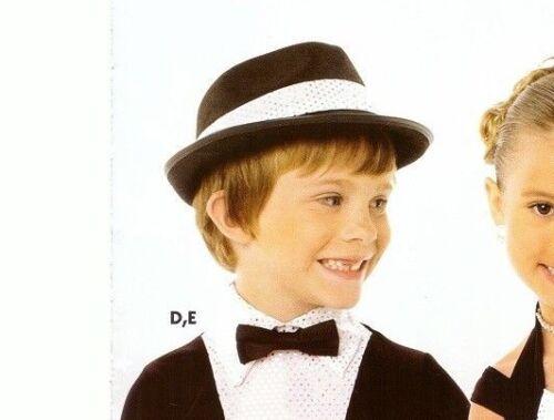 NWT Metallic Foil Sequin Spandex Hatband Dance Costume Accessory Lot of 3 RylBLU
