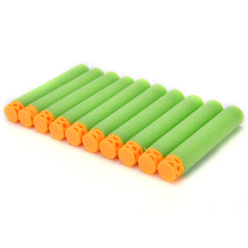 7.2Cm Hollow Soft Refill Darts For N-Strike Elite Series Blasters Toy s//