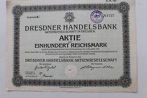 dresdner bank aktie kurs