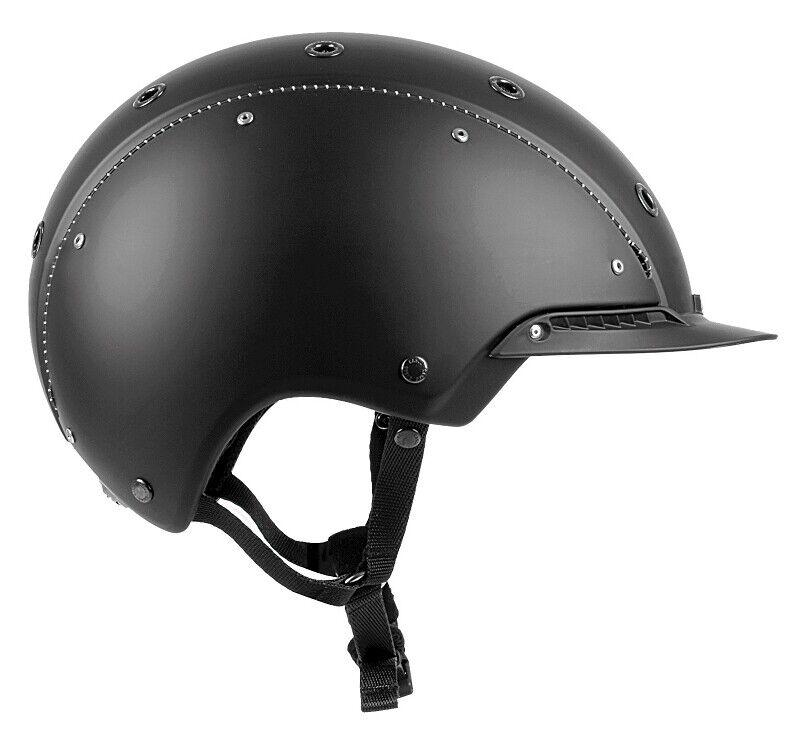 Casco Champ 3 negro reithelm casco de seguridad