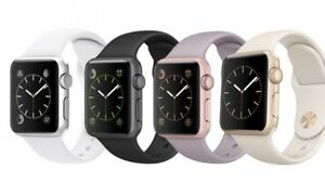 Apple-Watch-Series-1-2-3-316L-7000-Gray-Gold-Silver-Rose-Gold-38-42mm-Sport-Band