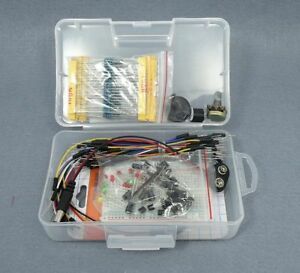 ASK-01-Electronic-Project-Starter-Kit-for-arduino-Cable-wire-Resistors-Capacitor