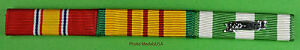 Vietnam-War-Service-Mounted-3-Ribbon-Bar-Army-Navy-Marine-Air-Force