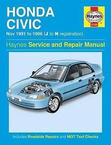 honda civic service and repair manual by haynes publishing group rh ebay co uk 2014 honda civic repair manual pdf 2013 honda civic repair manual pdf