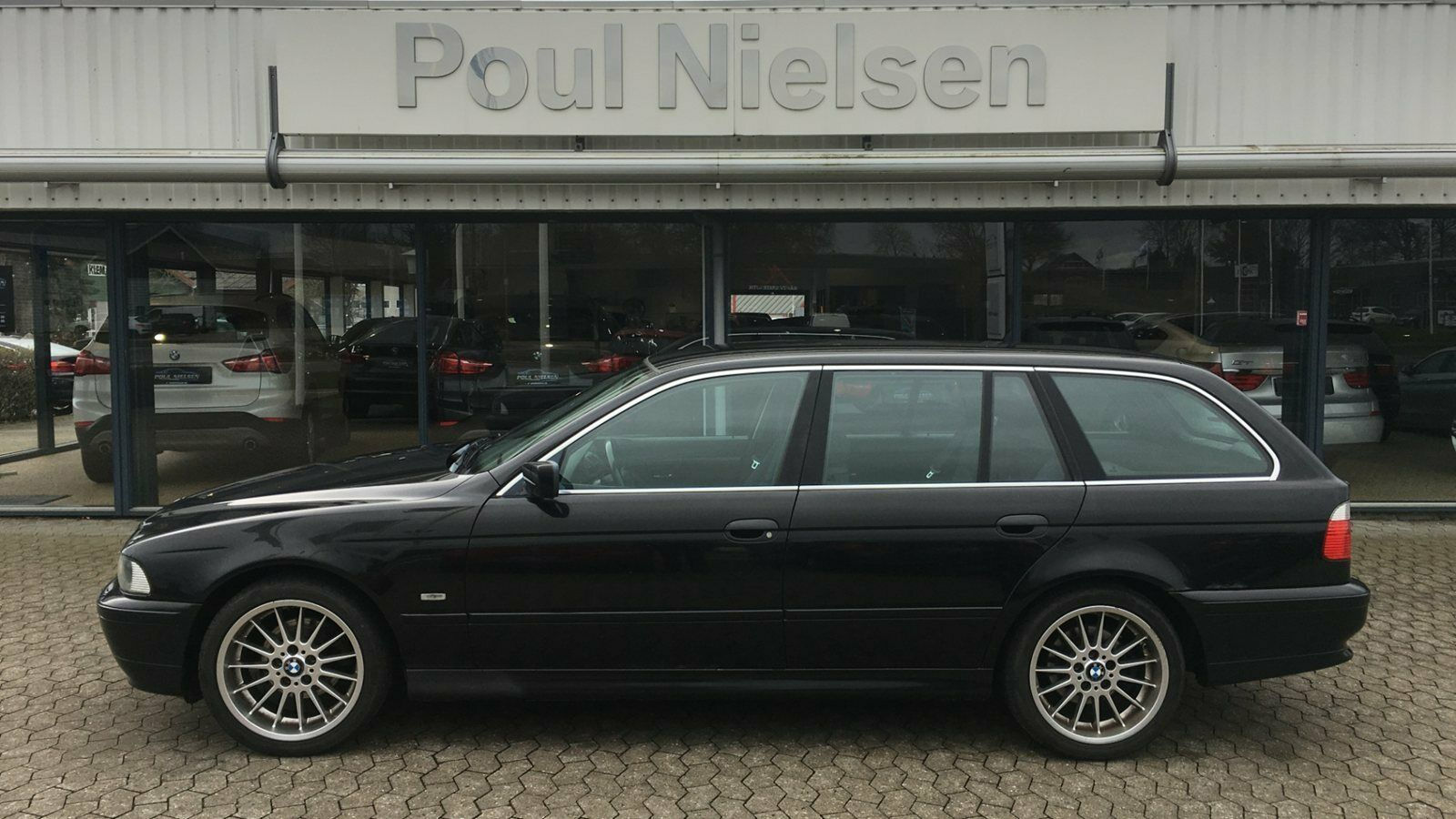BMW 525i 2,5 Touring aut. 5d