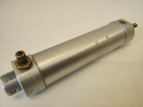 DDR ORSTA Pneumatikzylinder mit einseitiger Kolbenstange und Federrückstellung