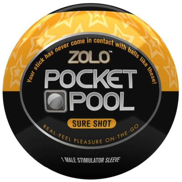 Zolo Pocket Pool Single Sure Shot