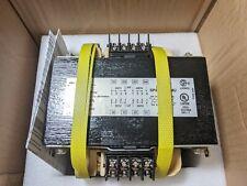 Hammond Hps Spartan 2000va Sp2000mqmj 5060hz Industrial Control Transformer