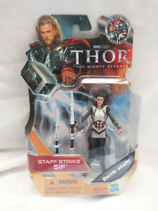 Staff-Strike-Sif-Marvel-Universe-Action-figure-3-75-inch-scale