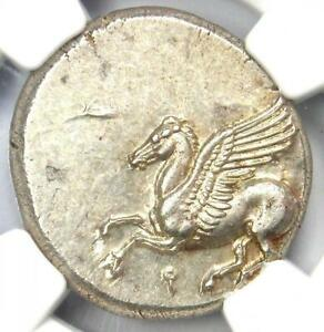 Corinth-AR-Stater-Coin-300-BC-Pegasus-amp-Athena-Certified-NGC-MS-UNC