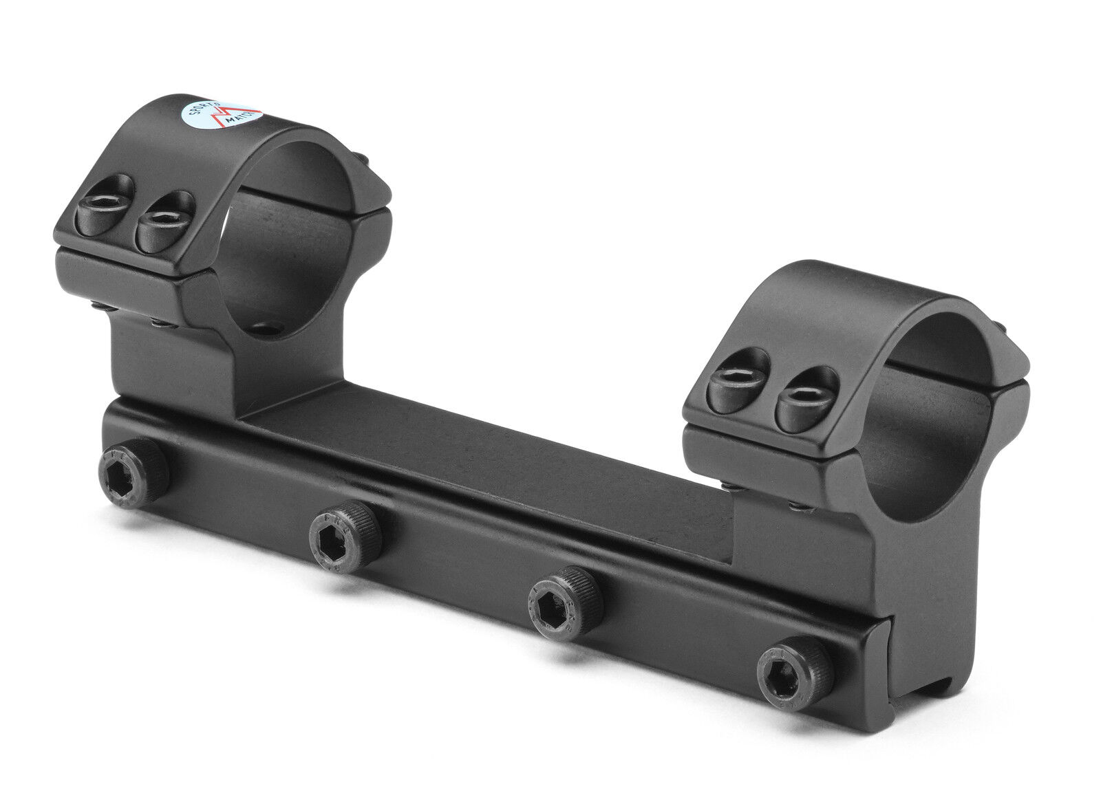 SPORTSMATCH HOP26C ONE PIECE 1  Double Screw Mount for 9.5 -11.5mm dovetails