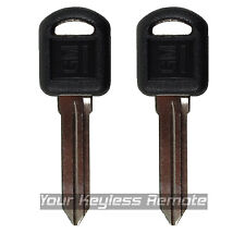 Hata GM #97 Uncut Key Blank Fits Several Models 1997 to 2005 97GM1
