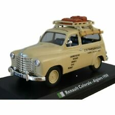 LEO TAXI OF THE WORLD 1:43 RENAULT COLORALE ALGIERS 1950