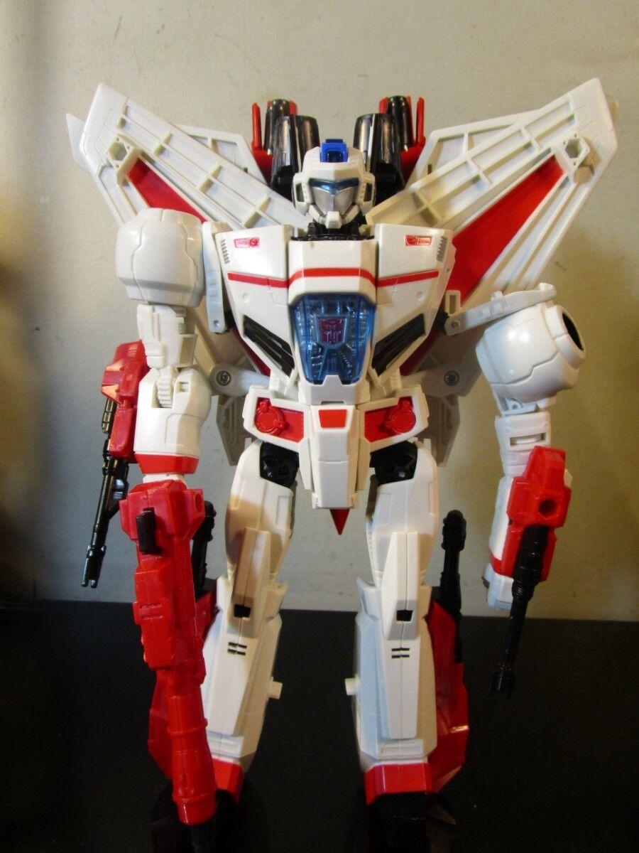 Hasbro IDW Revolution SDCC 2017 Transformers Jetfire