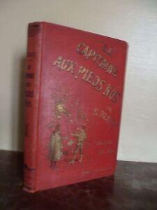 Il Capitano Alle Piede S.Blandy Illustre Ed.zier Delagrave Tr.or 5è Ed.grav