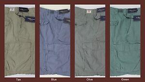 NWT-89-Polo-Ralph-Lauren-Drill-Khaki-Cargo-Shorts-Classic-Fit-Mens-NEW-BIG