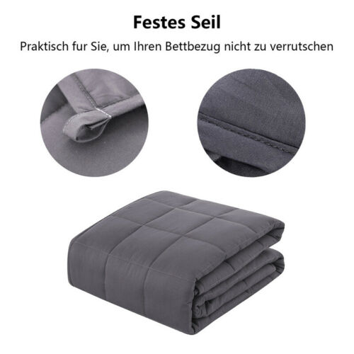 Soft Cover Therapeutic Sofa Gravity Therapy Cotton Weighted Blanket Autism