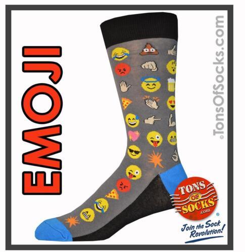 Men/'s Emoji Socks
