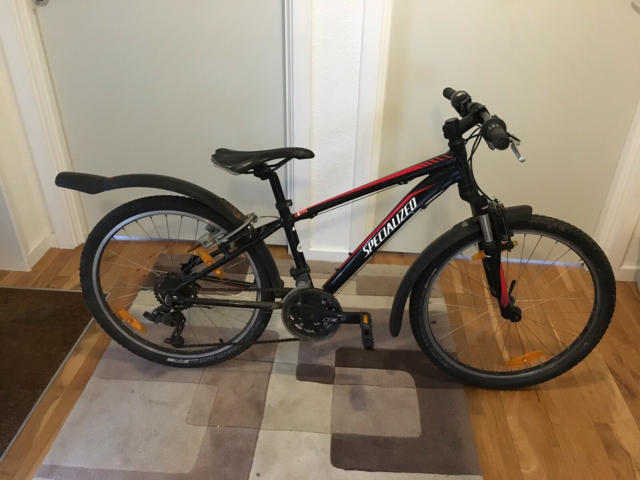 Specialized, anden mountainbike, 24 tommer, 21 gear, Fint…
