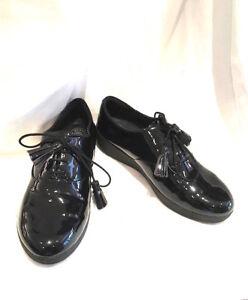 in nappa Fitflop Oxford Classic 6 in pelle eccellente con vernice scarpa in Super RHR4vxqtw
