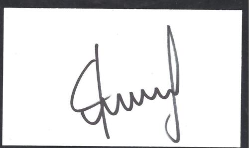 A 13cm x 7.5cm Plain White Card Signed by Joseph Yobo of Norwich City