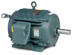 Ctm2333t 15 hp 1760 rpm new baldor electric motor for Baldor 15 hp motor