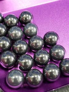 """(5 PCS) (15.875mm) (5/8"""") Loose Ceramic Bearing Balls Silicon Nitride Si3N4"""