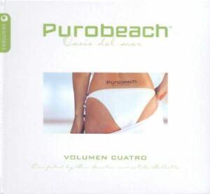 PUROBEACH-VOLUMEN-CUATRO-various-2X-CD-mixed-deep-house-ambient-trip-hop