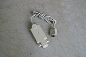 Vintage Apple M0437 Ethernet Twisted Pair Transceiver AAUI to RJ45 Macintosh Mac