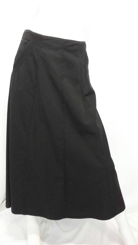 Gonna lunga nera Armani Jeans modello a tulipano G21SK G21SK G21SK 45d2e0