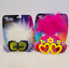 thumbnail 1 - Set of two Trolls world tour Tiny Diamonds & Poppy's Rockin' Glasses Shades