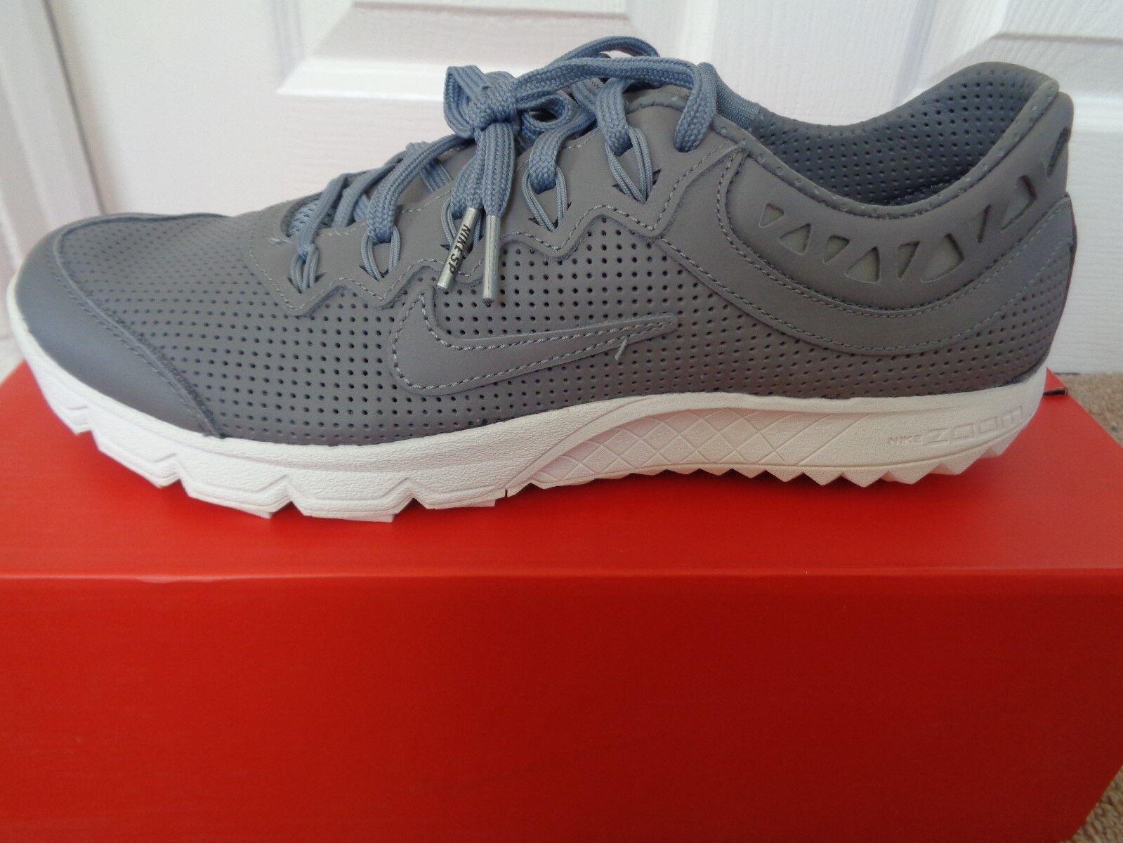 Nike Air Zoom Terra Kiger 2 Baskets 813041 001 UK 7.5 EU 42 US 8.5 Neuf + Boîte